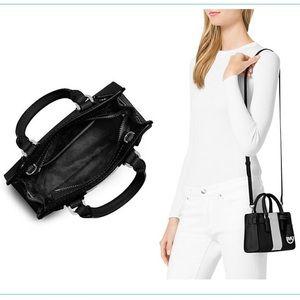 Michael Kors Bags - Michael Kors Dillon Stripe Mini Crossbody